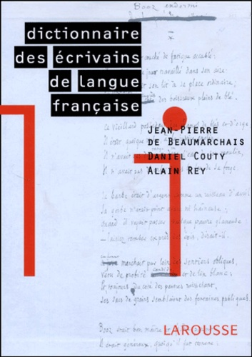 Pierre-Augustin Caron de Beaumarchais et Daniel Couty - .