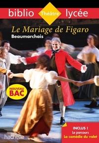 Pierre-Augustin Caron de Beaumarchais - La folle journée ou le mariage de Figaro.
