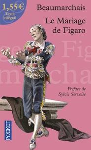 Pierre-Augustin Caron de Beaumarchais - La folle Journée ou le Mariage de Figaro - Précédé de la préface de l'auteur de 1785.