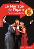 Pierre-Augustin Caron de Beaumarchais - La Folle Journée ou Le mariage de Figaro - Comédie en cinq actes en prose.