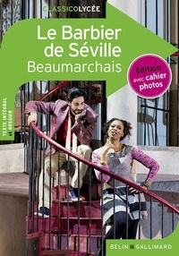 Pierre-Augustin Caron de Beaumarchais - Le barbier de Séville - Ou La précaution inutile.