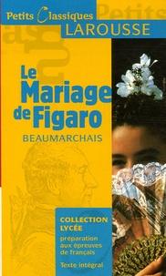 Le Mariage de Figaro - Pierre-Augustin Caron de Beaumarchais pdf epub