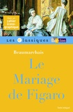Pierre-Augustin Caron de Beaumarchais et Marie-Hélène Prat - Le mariage de Figaro.