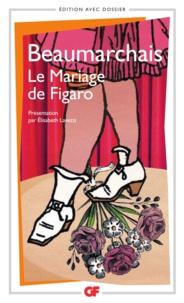 Livres en ligne pdf download Le Mariage de Figaro par Pierre-Augustin Caron de Beaumarchais 9782081237032