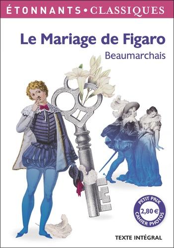 Le mariage de Figaro , Poche