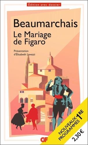 """Le mariage de Figaro. Programme nouveau Bac 2021 1re. Parcours """"La comédie du valet"""""""