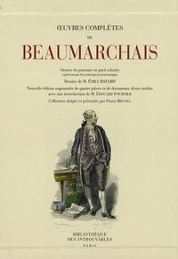 Pierre-Augustin Caron de Beaumarchais - Oeuvres complètes de Beaumarchais.