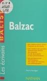 Pierre Aurégan et Henri Mitterand - Balzac - Des repères pour situer l'auteur, ses écrits, l'œuvre étudiée. Une analyse de l'œuvre sous forme de résumés et de commentaires. Une synthèse littéraire thématique. Des jugements critiques, des sujets de travaux, une bibliographie.