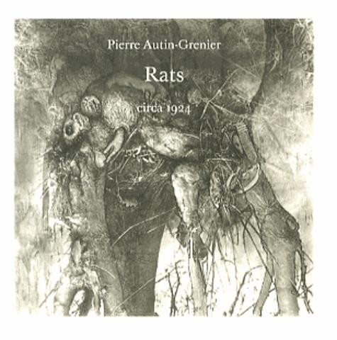 Pierre Autin-Grenier - Rats.