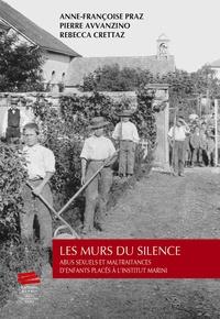 Les murs du silence - Abus sexuels et maltraitances denfants placés à lInstitut Marini.pdf
