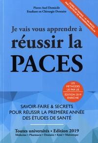 Pierre-Axel Domicile - Je vais vous apprendre à réussir la PACES.