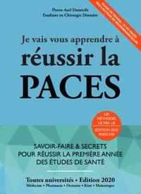 Pierre-Axel Domicile - Je vais vous apprendre à réussir le PACES.