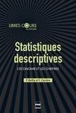Pierre Bailly - Statistiques descriptives - L'économie et les chiffres.