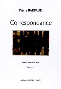 Pierre Barbaud - Correspondance ; Musique et mémoires, et autres écrits - 2 volumes. 1 CD audio