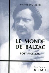 Pierre Barbéris - .