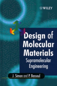 Design of Molecular Materials. - Supramolecular Engineering.pdf