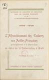 Pierre Baude - Centenaire de l'abolition de l'esclavage dans les colonies françaises et la Seconde République française, 1848-1948 - L'affranchissement des esclaves aux Antilles françaises, principalement à la Martinique, du début de la colonisation à 1848.