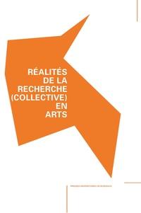 Goodtastepolice.fr Réalités de la recherche (collective) en arts Image