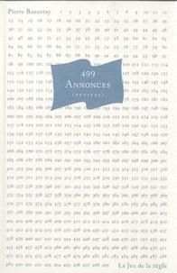 Pierre Bazantay - 499 annonces (petites).