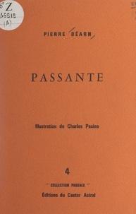 Pierre Béarn et Charles Pasino - Passante.