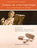 Pierre Beaulieu et Vincent Pichette - Précis de pharmacologie - Du fondamental à la clinique.