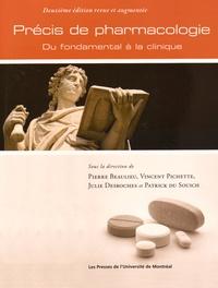 Histoiresdenlire.be Précis de pharmacologie - Du fondamental à la clinique Image