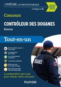 Pierre Beck et Marie-Virginie Speller - Concours Contrôleur des douanes - Externe - Tout-en-un - 2020/2021 - Tout-en-un.