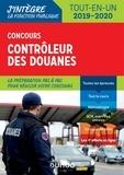 Pierre Beck et Marie-Virginie Speller - Concours Contrôleur des douanes - Tout-en-un.