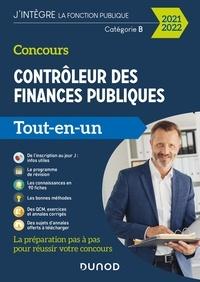 Pierre Beck et Marie-Virginie Speller - Concours Contrôleur des finances publiques - 2021-2022 - Tout-en-un.