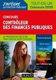Pierre Beck et Marie-Virginie Speller - Concours Contrôleur des finances publiques - Tout-en-un - Concours 2020.