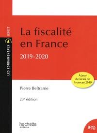 Pierre Beltrame - La fiscalité en France.