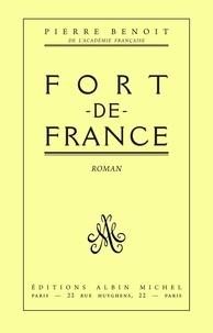 Pierre Benoit et Pierre Benoît - Fort-de-France.