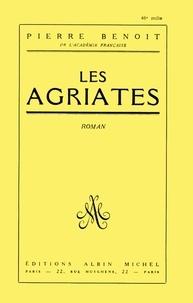 Pierre Benoit et Pierre Benoît - Les Agriates.