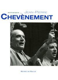 Pierre Bergé - Jean-Pierre Chevènement.