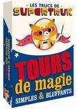 Pierre Berloquin et Jean-Thierry Garrigues - Tours de magie simples et bluffants.