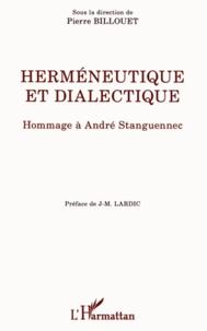 Galabria.be Herméneutique et dialectique - Hommage à André Stanguennec Image