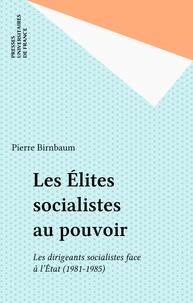 Pierre Birnbaum - .