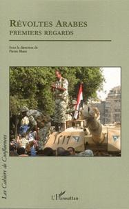 Pierre Blanc - Révoltes arabes.