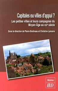 Histoiresdenlire.be Capitales ou villes d'appui ? - Les petites villes et leurs campagnes du Moyen Age au XXIe siècle Image