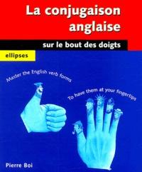 Accentsonline.fr La conjugaison anglaise sur le bout des doigts Image