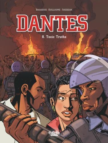 Dantès - Volume 8 - Toxic Truths
