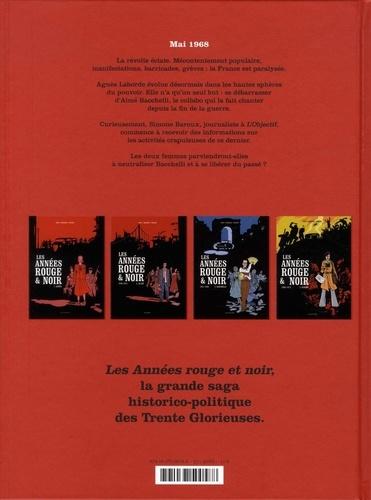 Les années rouge et noire Tome 4 Simone