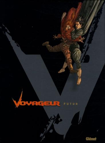 Pierre Boisserie et Eric Stalner - Voyageur : Futur Tome 4 : Avec coffret.