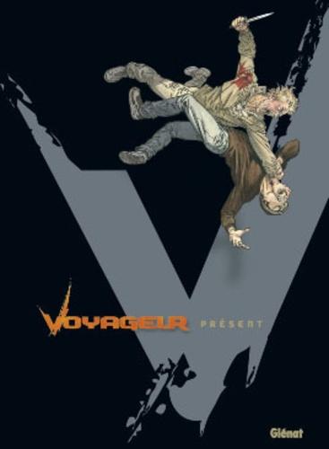 Pierre Boisserie et Eric Stalner - Voyageur : présent  : Coffret Tome 4 + coffret vide.