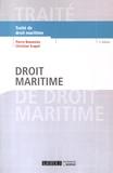 Pierre Bonassies et Christian Scapel - Droit maritime.