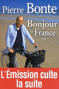 Pierre Bonte - Bonjour la France - Tome 2, Le livre d'or des communes de France.