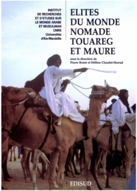 Pierre Bonte et Hélène Claudot-Hawad - Élites du monde nomade touareg et maure.