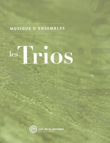 Pierre Boragno et Marie-Violaine Cadoret - Les Trios.