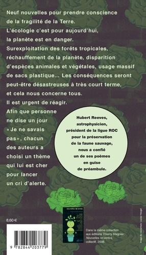 Nouvelles vertes. Précédées d'un poème de Hubert Reeves