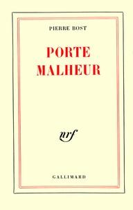Pierre Bost - .